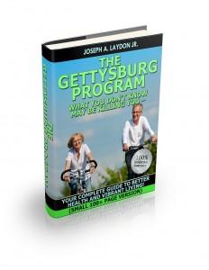 GETTYSBURG PROGRAM100 page version3D
