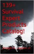 139+ Survival Expert Books Catalog!